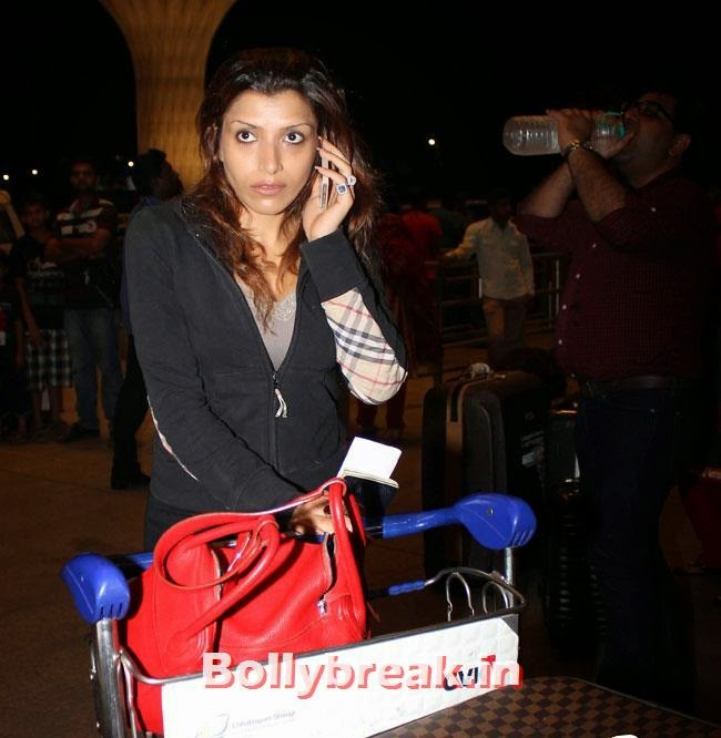 , Parineeti Chopra, Sonam Kapoor & Other Celebs Set Out For IIFA 2014