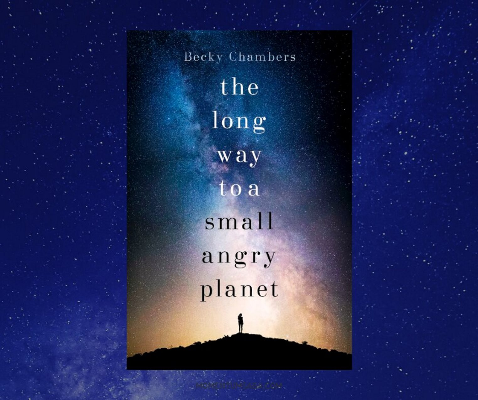 Resenha: The Long Way To a Small, Angry Planet, de Becky Chambers