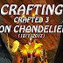 Crafting 3 Iron Chandeliers For My Obsidian 4-Story Row House • Shroud Of The Avatar Crafting
