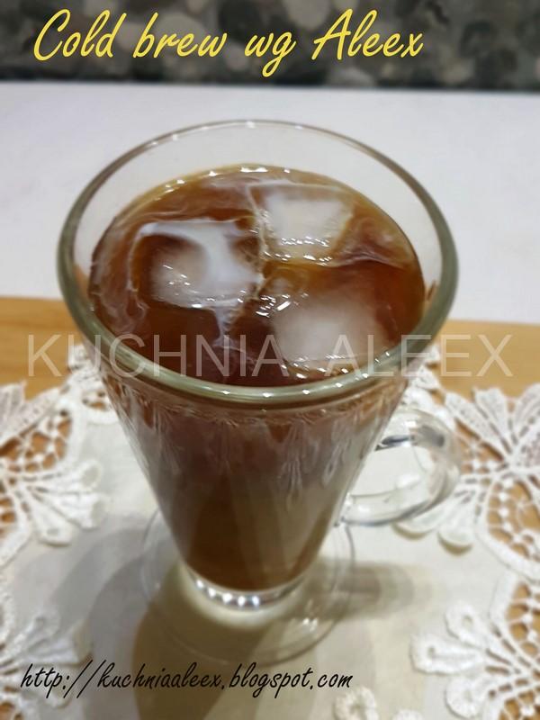 Cold Brew Wg Aleex Kulinaria Zblogowani