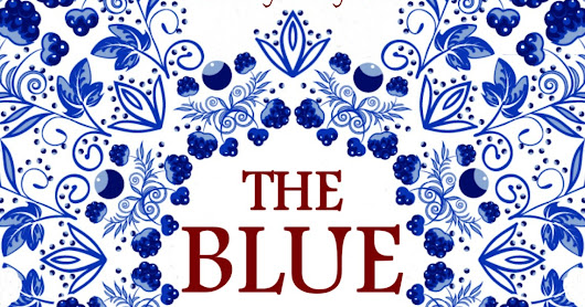 "Cover Reveal Day for ""The Blue""!"