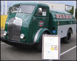 1940 Kenworth model 537