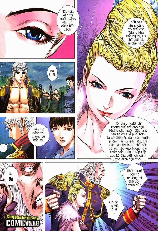 Đại Quân Phiệt chap 21 trang 8
