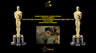 oscar favorite best foreign language film award son of saul