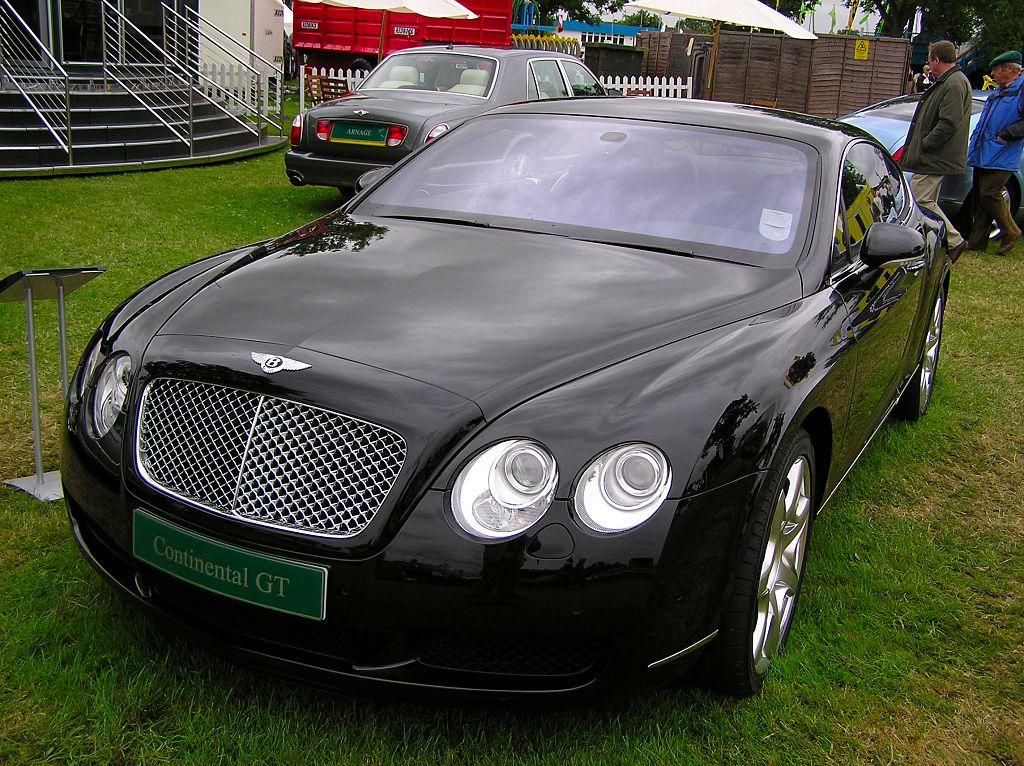 Cars Blog: Bentley Continental Gt Wallpapers