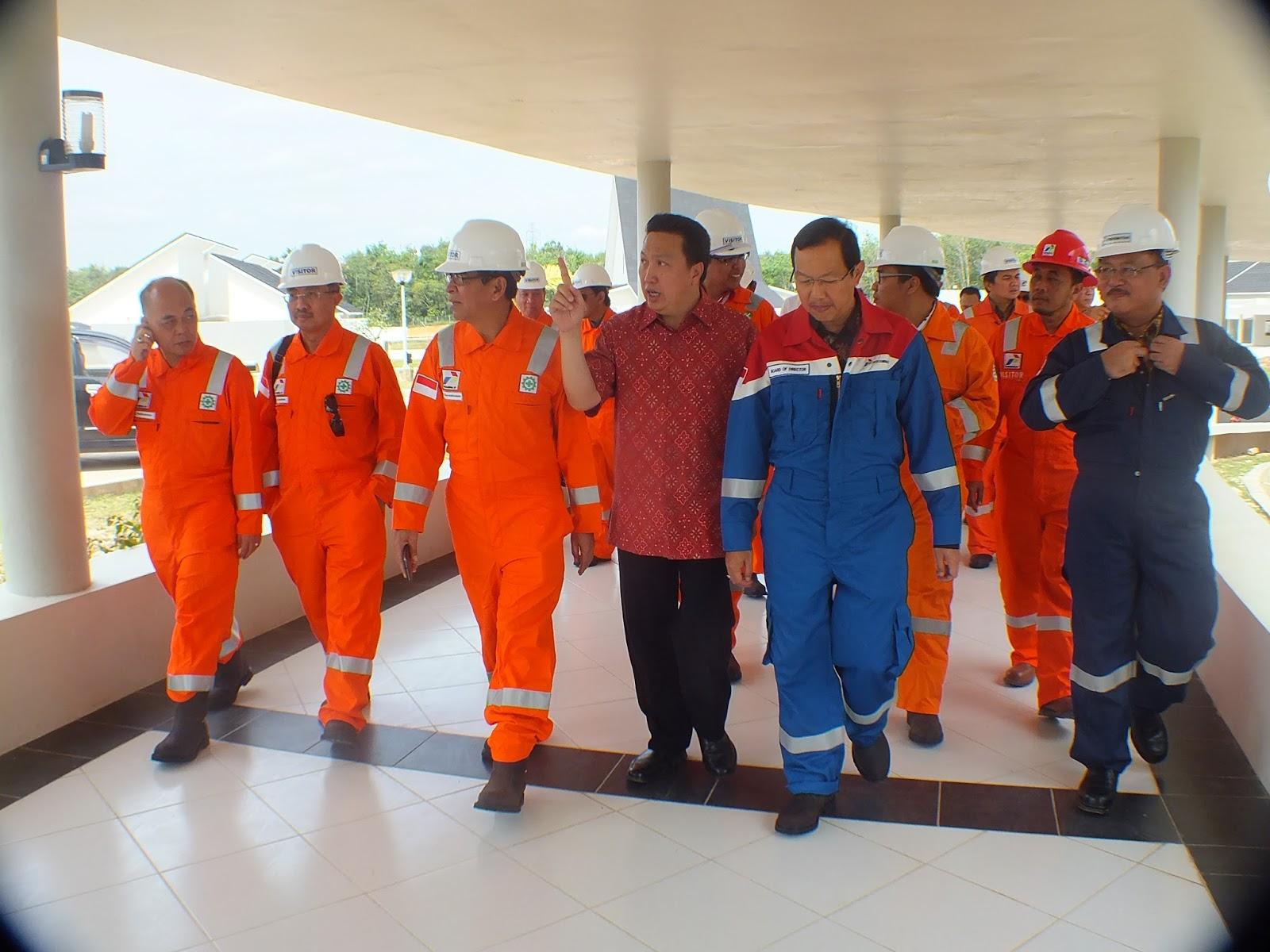 Wamen ESDM Kunjungi Tabalong - Koran Metro7 Online