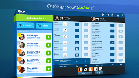 Dice With Buddies Full Version Pro Free Download