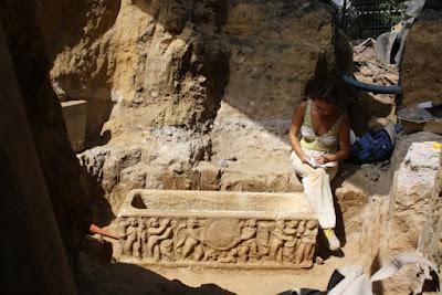 Ρωμαϊκές σαρκοφάγοι ανακαλύφθηκαν στο Ολυμπιακό στάδιο της Ρώμης