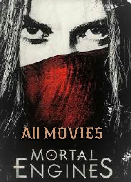 Mortal Engines Movie pic