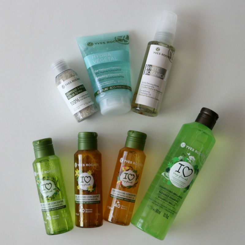 Yves Rocher Eco-Friendly Beauty Products