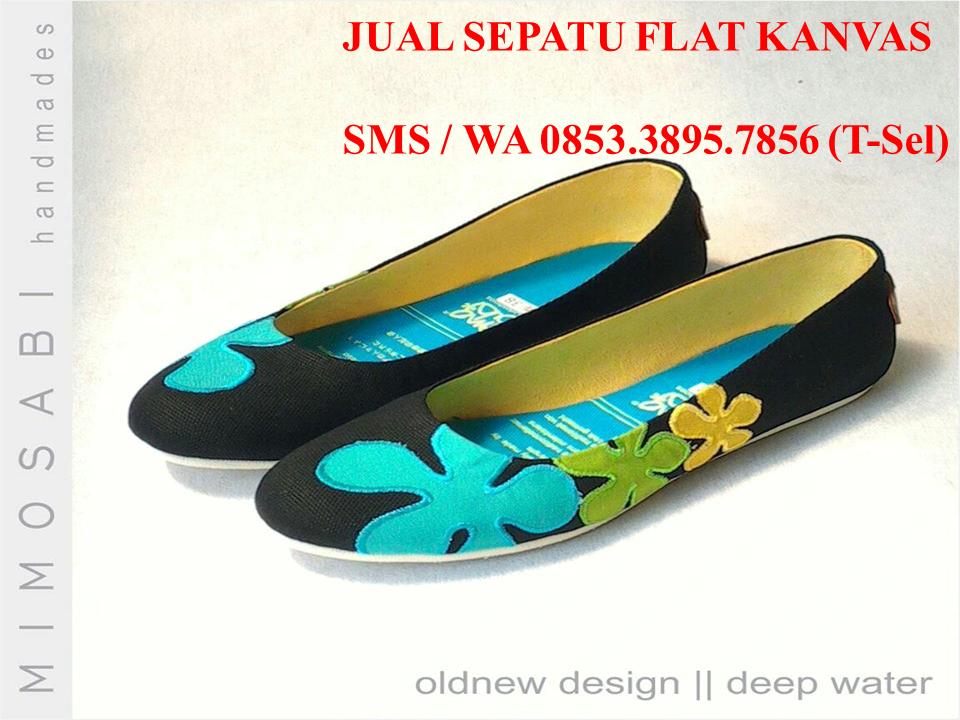 Sepatu mimosabi merupakan sepatu homemade berbentuk flat untuk wanita  berbahan dasar kanvas. Tersedia berbagai macam motif sentuhan perca dan  warna yang ... 7c4ca6a2f5