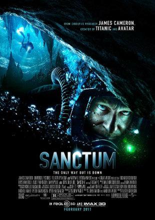 Sanctum 2011 BRRip 720p Dual Audio In Hindi English