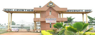 Frais d'acceptation d'admission à l'Université Ajayi Crowther