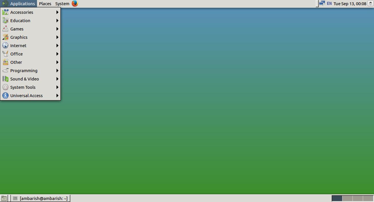 How to Install Mate Desktop Environment in Ubuntu 16 04 ~ BE