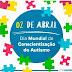 Secretaria de Assistência Social nas ações voltadas ao Dia Mundial de Conscientização do Autismo