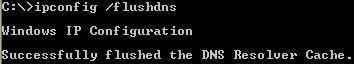 Hướng dẫn xóa DNS