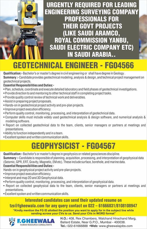 Engineering Surveying Company in Saudi Arabia