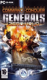 zh box - Command and Conquer: Generals 1.8 & Zero Hour 1.04 Definitive ed