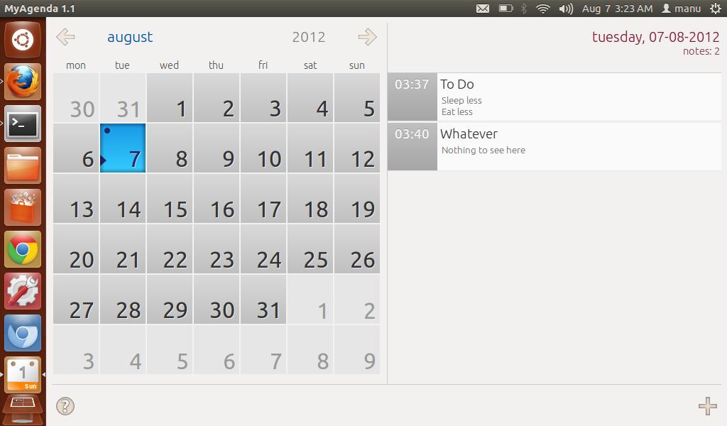 Google Calendar Help Center Google Support Ubuntu App Showdown 15 Hot Apps To Watch