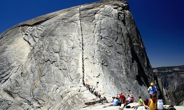 Half Dome na Califórnia