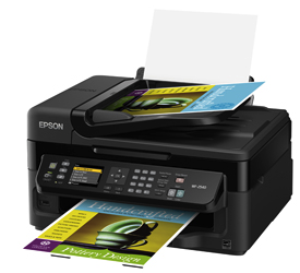 Epson WorkForce WF-2540 Drivers Download Free