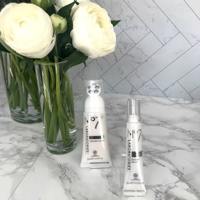 Danielle Levy, No7, No7 Laboratories, No7 firming booster serum, No7 dark spot correcting serum, Liverpool blogger, Wirral blogger, beauty blogger, No7 skincare, No7 makeup,