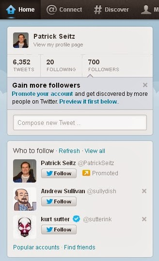 usa cheap sale save off size 40 Tech-media-tainment: Twitter entices users to 'Gain more ...