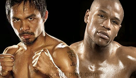 Mayweather-Pacquiao Fight: Mayweather Says He'll Knockout Pacquiao in 5 Rounds