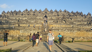 Borobudur Temple, Magelang Yogyakarta