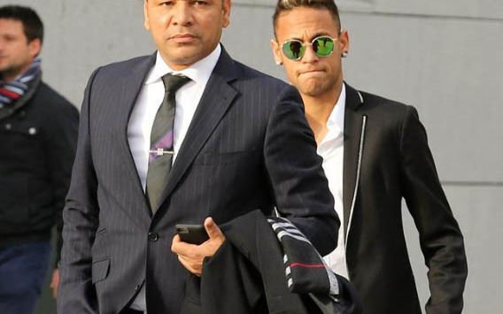 Neymar dan Ayah