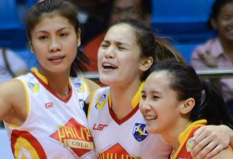 List of Players: Pocari Sweat Lady Warriors Shakey's V-League Season 13