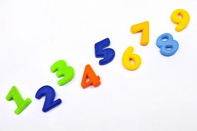 Proverbs 31 Woman: Homeschool Preschool: Numbers