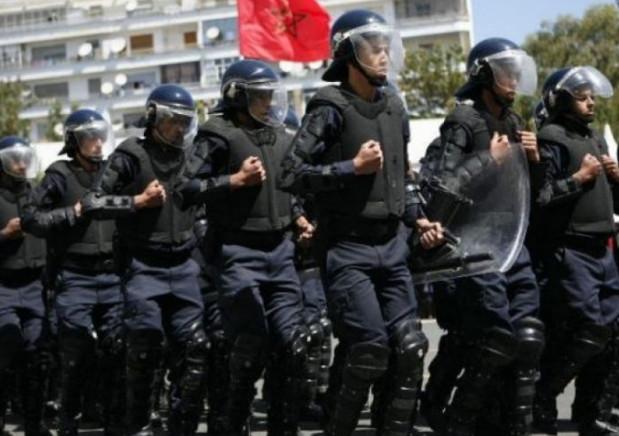 BERHILPRESS..Raja-AS FAR: DGSN يرافق Ultras في مراكش
