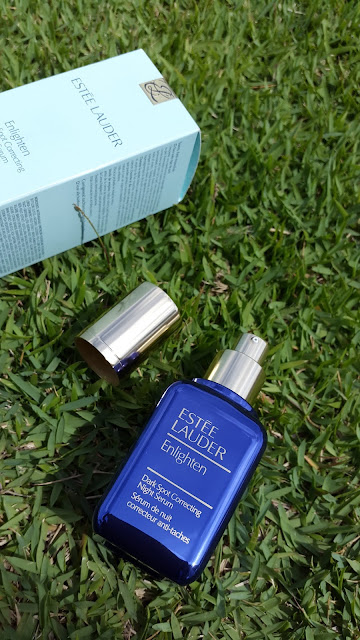 Estee Lauder Enlighten Dark Spot Correcting Night Serum - www.modenmakeup.com