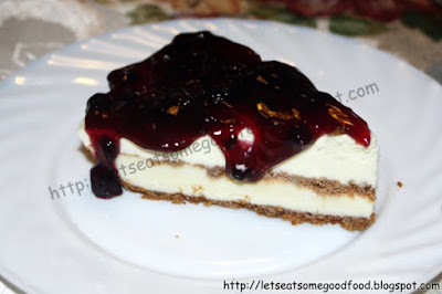 Blueberry+Cheesecake - Visiting Bag of Beans Tagaytay | Restaurant Reviews