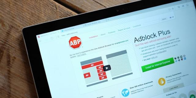 Σκέψεις για το adblocking σε υγιής ιστοσελίδες