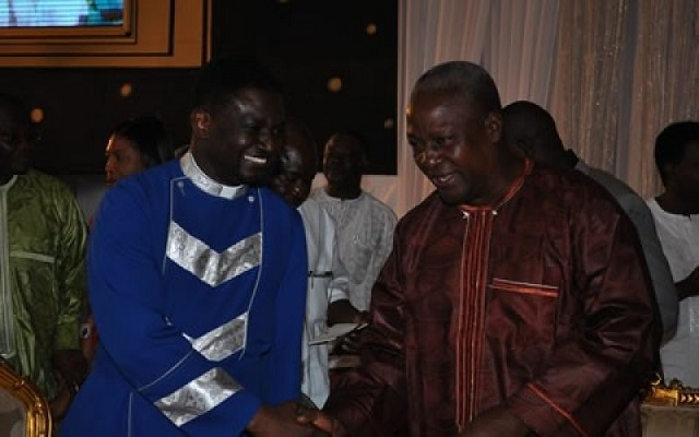Dr. Agyin Asare will be a great Chancellor – Mahama