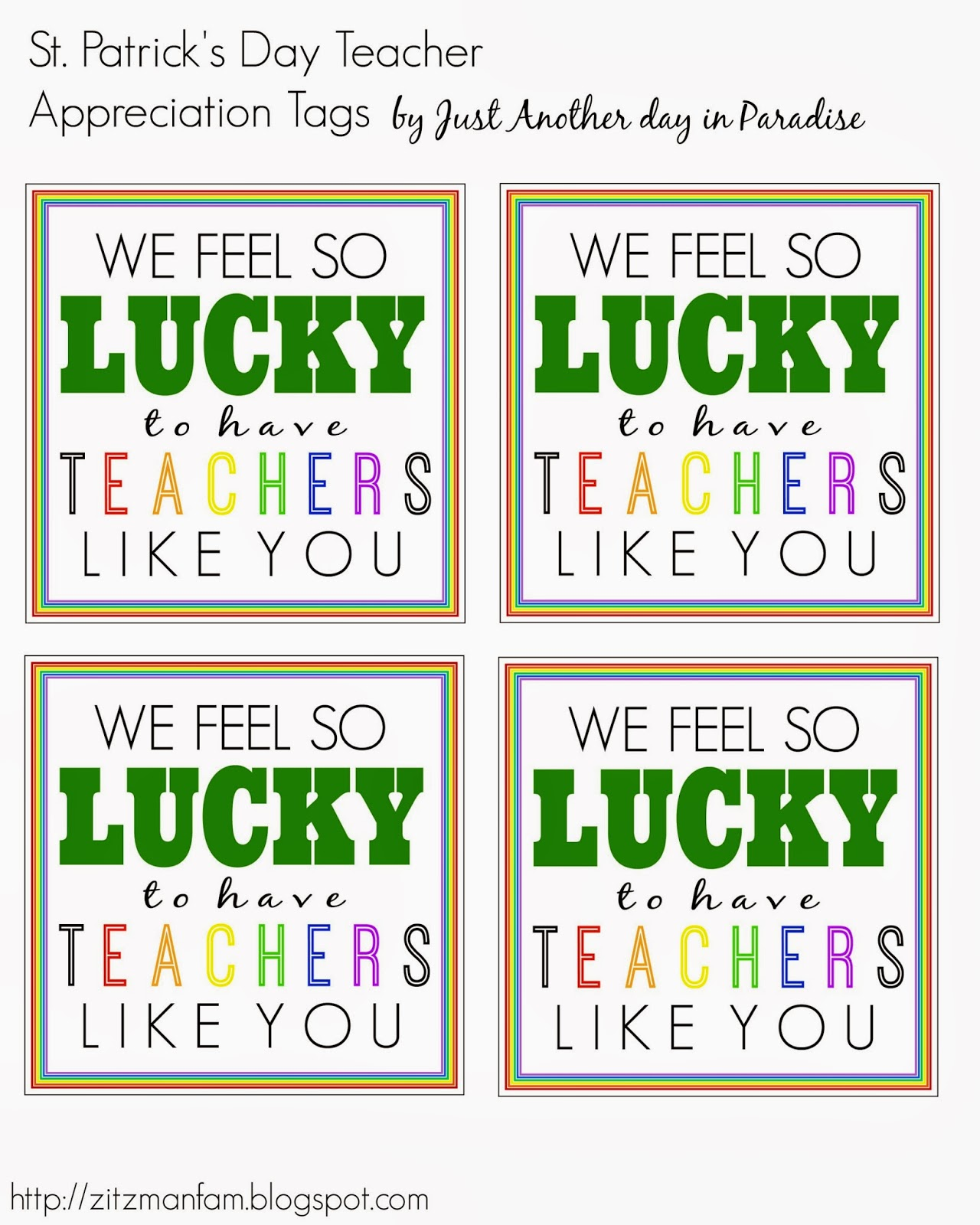 Larissa Another Day Lucky To Have Teachers Like You