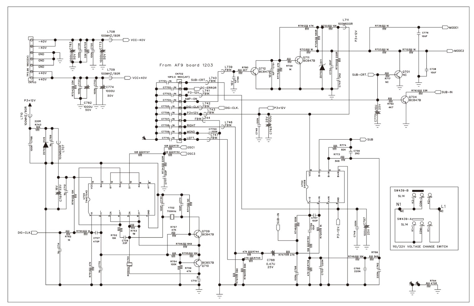 PHILIPS FWM6500  SCHEMATIC DIAGRAMS  Printed Circuit Boards | Electro help