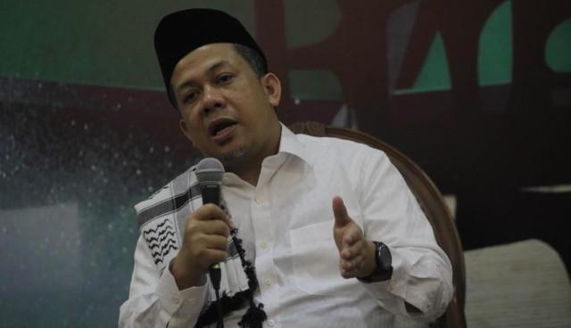Dituduh Provokasi Massa Demo 4 November, Fahri Hamzah Dilaporkan ke Polisi