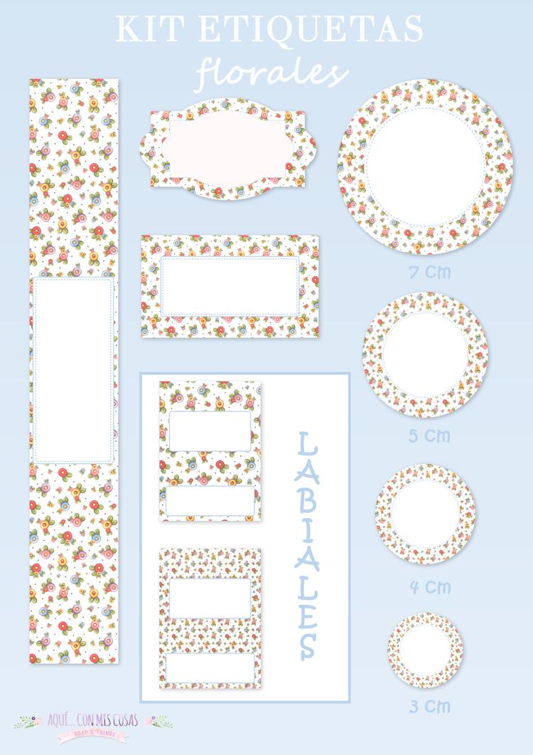 Etiquetas-imprimibles-florales