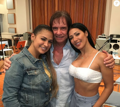 Simone e Simaria participam do Especial Roberto Carlos