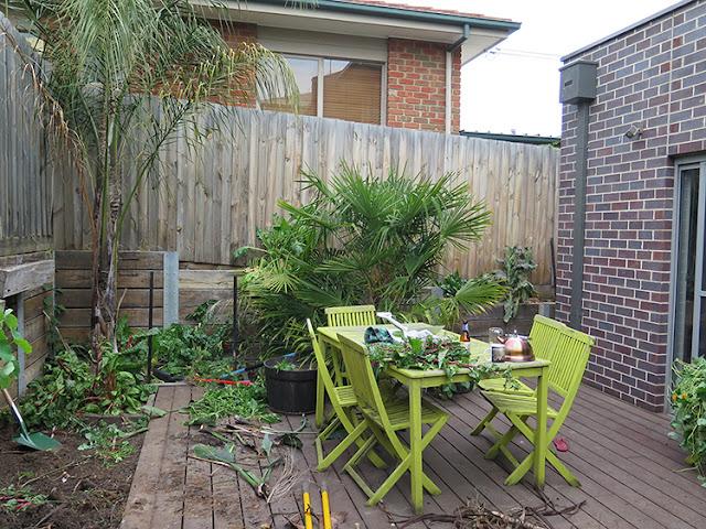 Expanding our garden