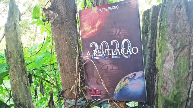 capa resenha 2020 a revelação raquel pagno tribo das letras