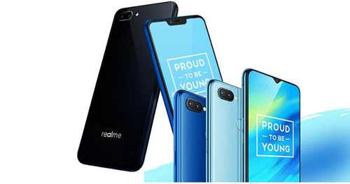setting selfie kamera android realme