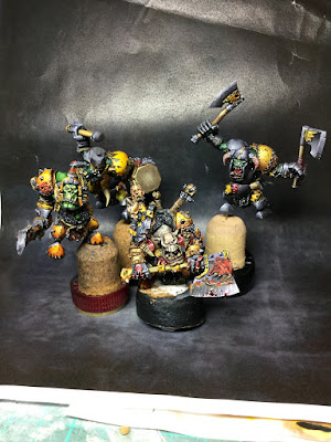 Black orcs forgeworld