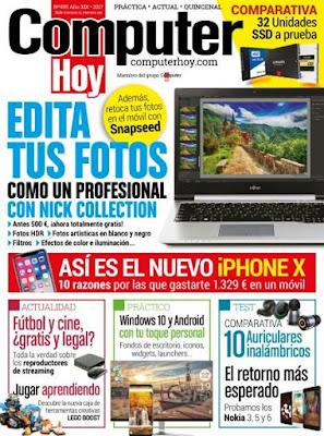 Revista Computer Hoy España 22 Septiembre 2017