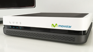 HGU Askey Movistar. El nuevo Router de Fibra Optica de Movistar... Gratis.