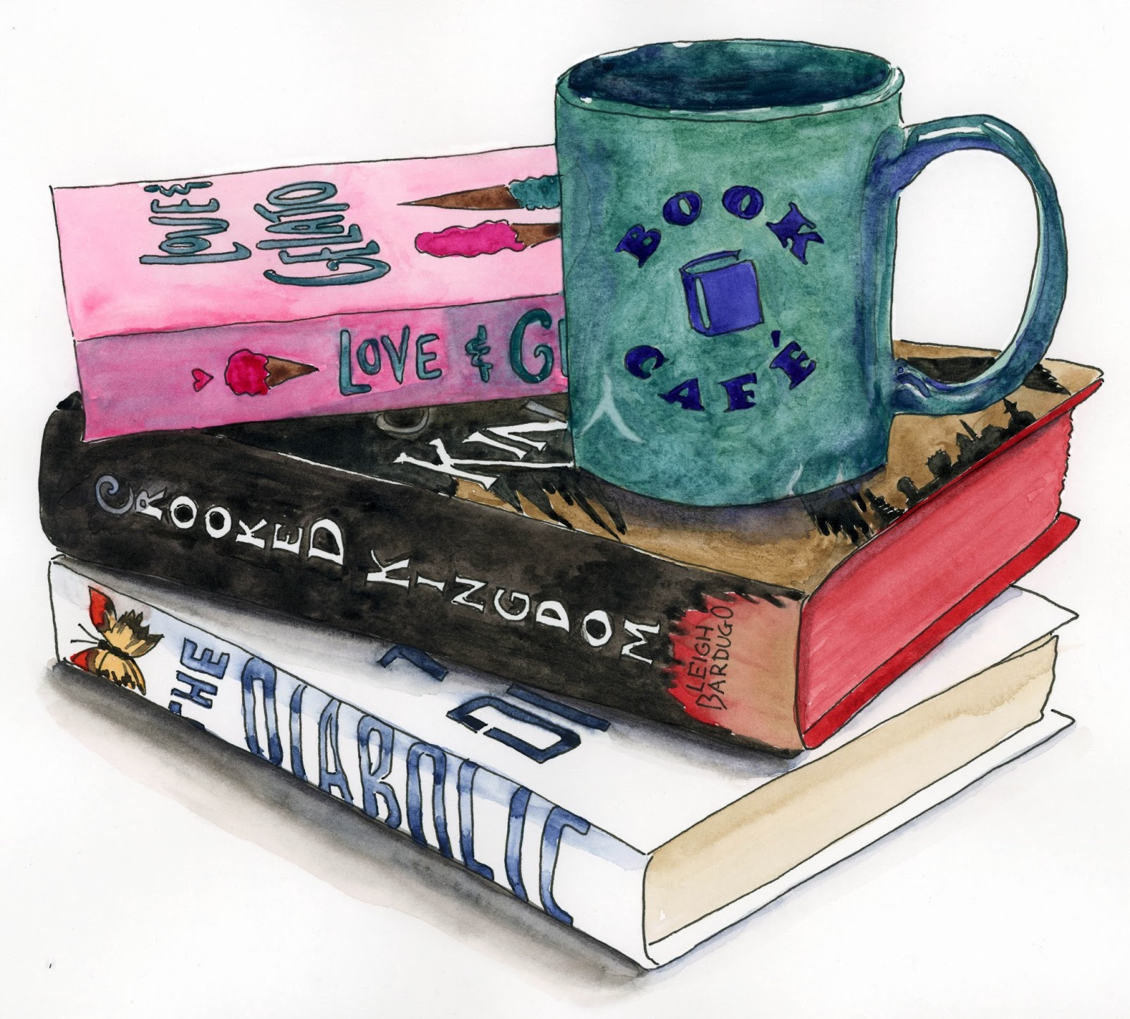 Book Caf� Is Where Teens Share What They're Reading, Trade Books, And Hang  Out For Coffee House Style Refreshments They Can Also Meet Authors:  Tonight,