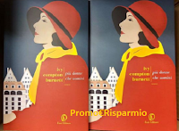 Logo Puoi vincere gratis una delle copie del romanzo ''Più donne che uomini'' di Ivy Compton-Burnett